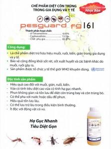Pesguards FG 161-2