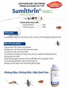 Sumithrin 10 SEC-3
