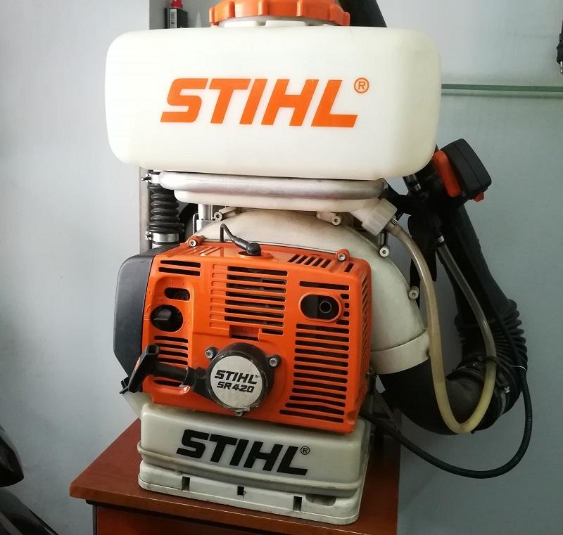 máy phun thuốc đeo vai diệt côn trùng Stihl SR420