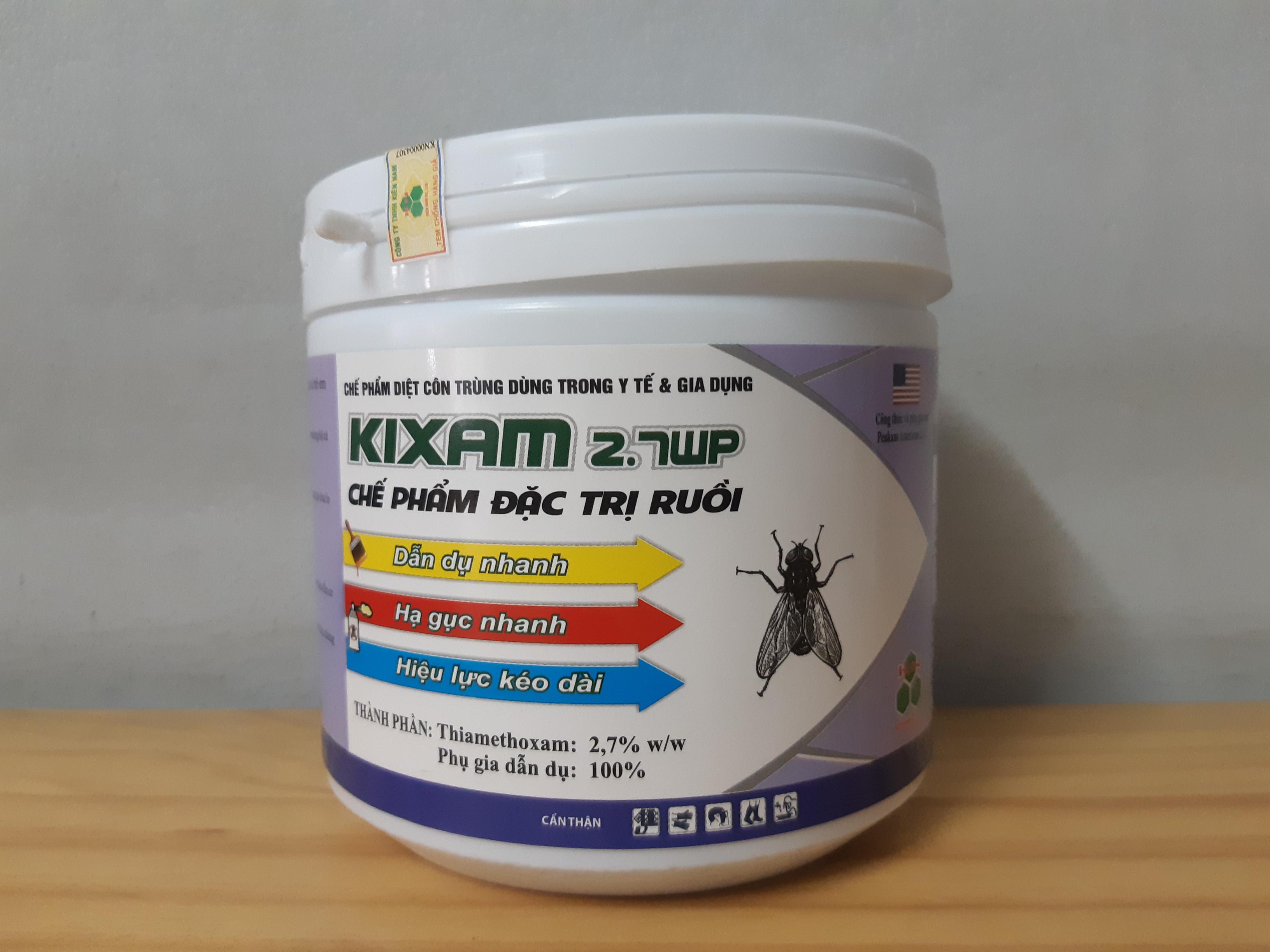 Thuốc diệt ruồi đặc trị hiệu quả cao Kixam 2.7 WP