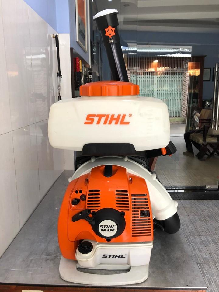 Máy phun thuốc ulv Stihl SR430 diệt nhện, muỗi và côn trùng