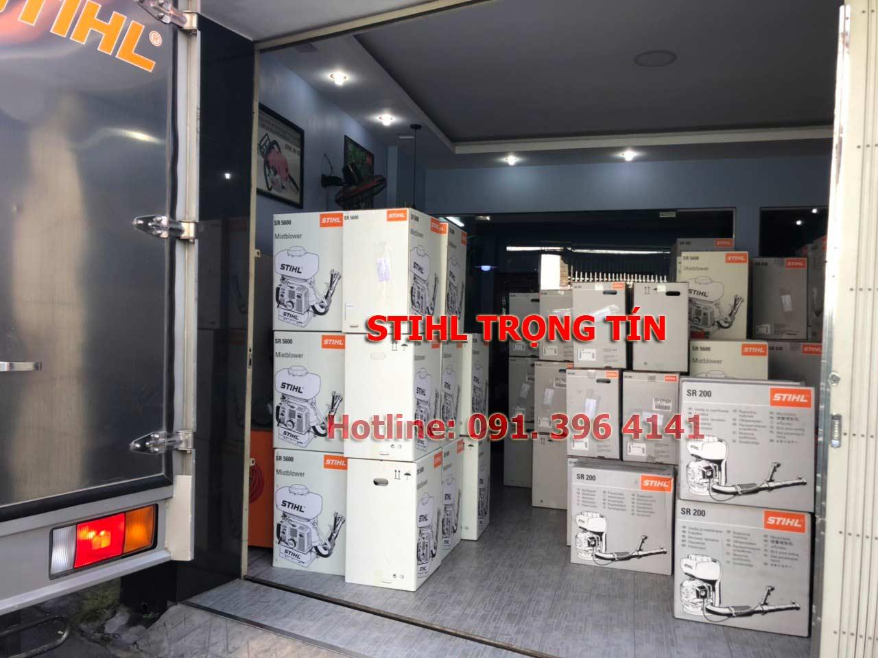 Trọng Tín cung cấp, bảo hành, sửa chữa chính hãng thiết bị stihl, máy móc diệt côn trùng